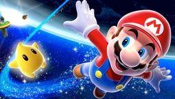 Photo Super Mario