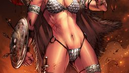 photo Red Sonja