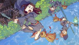 photo little witch academia