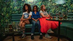 Photo Sabrina Ouazani, Zita Hanrot, Joséphine Drai