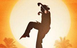Cobra Kaï, la suite de Karate Kid, dévoile une première bande-annonce très étonnante