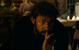 Sans un bruit : le réalisateur découvre le cinéma d'horreur et trouve ça vraiment super tip top