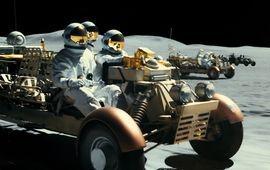 Ad Astra dévoile un extrait de sa course-poursuite incroyable sur la Lune avec Brad Pitt