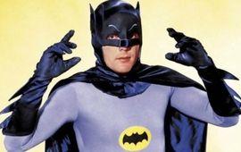 Adam West, le légendaire Batman des années 60, est mort