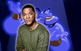 Will Smith sera-t-il le génie du remake live d'Aladdin ?