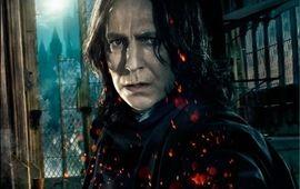 Harry Potter : Alan Rickman était frustré par le traitement de son personnage, Rogue