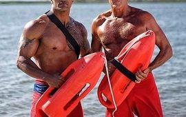 Alerte à Malibu : Premières photos de David Hasselhoff en... Mitch Buchannon ?!