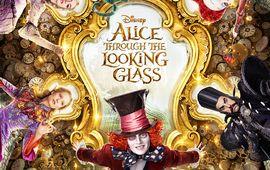 Tim Burton présente de nouvelles images d'Alice de l'autre côté du miroir