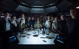 Alien : Covenant : l'équipage au complet dans la nouvelle photo du film