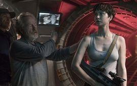 Avant son trailer attendu, Alien Covenant balance une nouvelle affiche inquiétante