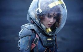 O2 : après Prometheus, Noomi Rapace jouera dans un intrigant thriller produit par Alexandre Aja