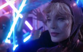 Alien Crystal Palace : regardez, si vous l'osez, la bande-annonce turbo-crado du nouveau film d'Arielle Dombasle