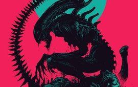 Alien : découvrez de superbes affiches concept dévoilées par la Bottleneck Gallery