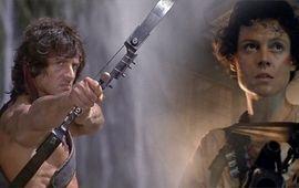 James Cameron dévoile comment il est parvenu à écrire en même temps Aliens et Rambo 2