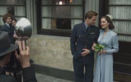 Alliés : le nouveau Robert Zemeckis dévoile son premier trailer bouleversant avec Brad Pitt et Marion Cotillard