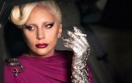 House of Gucci : Lady Gaga dévoile une première image du biopic de Ridley Scott avec Adam Driver