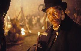 Accusé de méconduite sexuelle, Morgan Freeman présente ses excuses