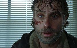Comic-Con : Andrew Lincoln confirme qu'il quitte Walking Dead et la saison 9 dévoile son trailer