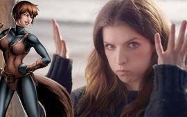 Anna Kendrick veut jouer Squirrel Girl pour Marvel