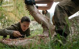 Annihilation : Natalie Portman confrontée à un alligator sur la première image du thriller SF
