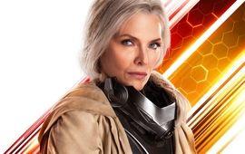 Ant-Man et la Guêpe dévoile enfin Michelle Pfeiffer dans une série de nouvelles affiches