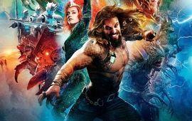 Aquaman dévoile sa durée ainsi qu'une nouvelle image humide
