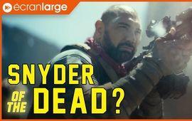 Army of the Dead : critique du cadavre de Zack Snyder
