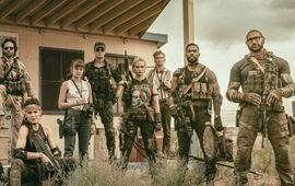 """Army of the Dead : le braquage zombiesque Netflix sera le """"plus petit film"""" de Zack Snyder"""