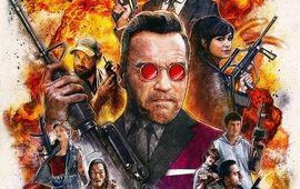 Killing Gunther : Arnold Schwarzenegger se la joue C'est Arrivé près de chez Vous dans le trailer
