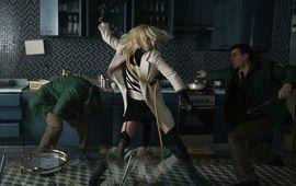 Atomic Blonde : Un nouvel extrait qui déboîte pour Charlize Theron par le réalisateur de Deadpool 2