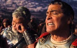 Ralph Fiennes s'énerve dans la nouvelle bande-annonce hilarante du Avé, César des Frères Coen
