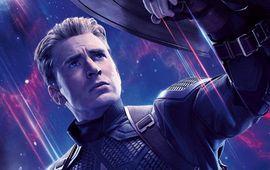 Avengers : Endgame - Thanos et Captain America ont failli avoir un duel spectaculaire