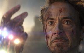 Avengers : Endgame - Robert Downey Jr. explique pourquoi il n'est pas dans la course aux Oscars de Marvel