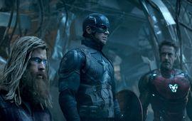 Avengers : Endgame - non ce personnage ne l'a pas fait à l'envers aux super-héros