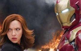 Black Widow : Robert Downey Jr. tease son possible cameo en Iron Man