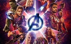 Comic-Con : Marvel surprend et dévoile une scène inédite d'Avengers : Infinity War