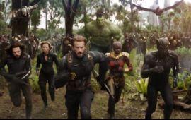 Le trailer d'Avengers : Infinity War est la bande-annonce la plus vue de tous les temps