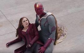 Infinity War : quid de l'évolution de la relation entre la Sorcière Rouge et Vision ? Elizabeth Olsen répond