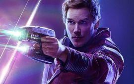 Chris Pratt reconnait que Star Lord s'est complètement foiré dans Avengers : Infinity War