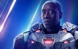 Avengers : Don Cheadle explique comment il a été obligé de devenir War Machine en une heure