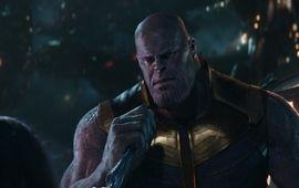 Avengers : Endgame - la méchante qui devait revenir aux côtés de Thanos