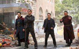 Avengers : Infinity War dévoile une première scène de baston héroïque dans un extrait