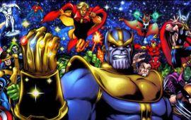 Scarlett Johansson en dit plus sur le grand nombre de personnages présents dans Avengers : Infinity War