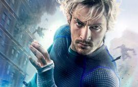 Quicksilver n'est pas prêt de revenir chez les Avengers selon Aaron Taylor-Johnson