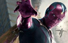 Marvel : la série Disney+ sur Vision et Scarlet Witch avance grâce à Captain Marvel