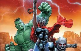 Les Avengers se réunissent dans le monde post-apocalyptique d'Old Man Logan