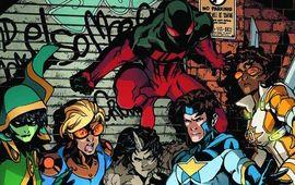 Marvel continue l'invasion de nos télévisions avec la série New Warriors