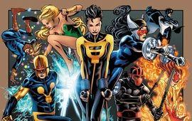 Marvel en dit plus sur sa prochaine série, les New Warriors