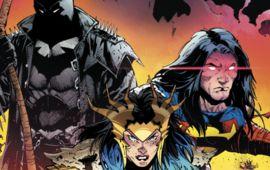 Batman : Death Metal - critique qui se déchaîne
