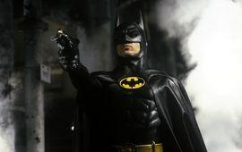 The Flash : Michael Keaton confirmé dans le rôle de Batman aux côtés de Ben Affleck
